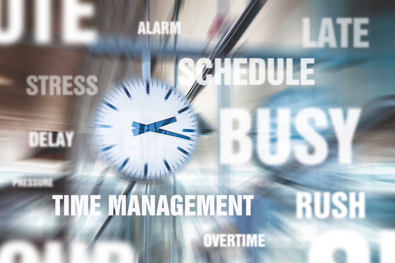 Time Management Tips | MAC5 Blog